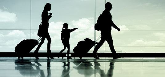 En årsrejseforsikring er den billigste forsikring, hvis du rejser ofte.