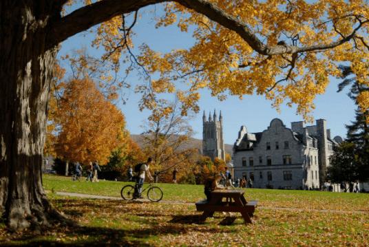 Bedste universiteter i USA