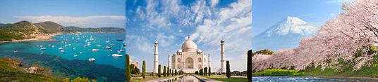 instagramprofiler til den rejselystne