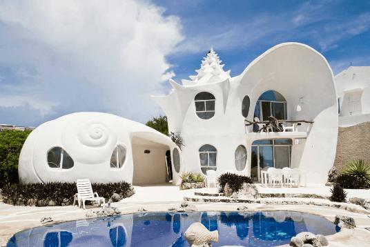 Bedste Airbnb steder