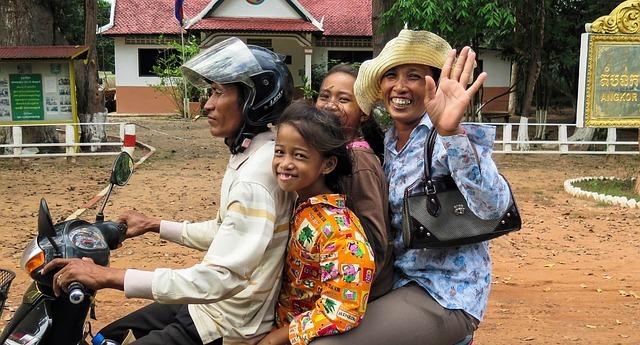 Rejseforsikring til Cambodja