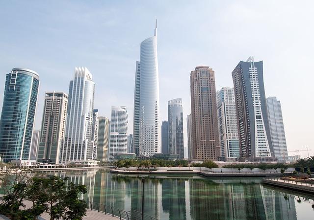 Rejseforsikring til Dubai og de Forenede Arabiske Emirater