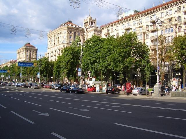 Rejseforsikring til Ukraine
